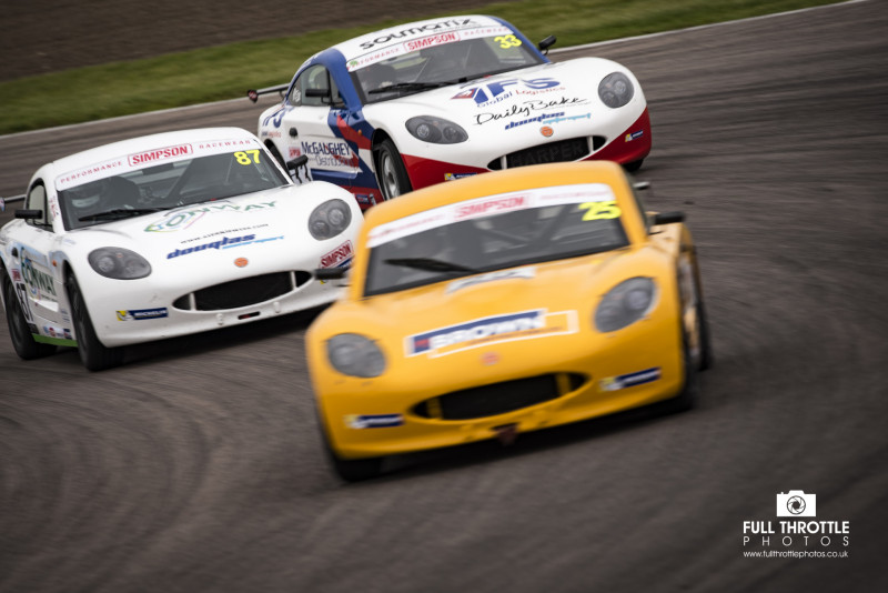 Ginetta Jr Rockingham Aug 2017