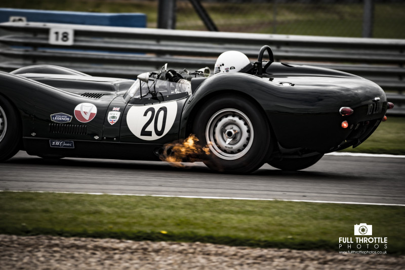 Stirling Moss Trophy, Donington Historic Festival