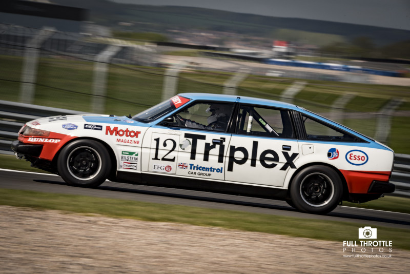 Historic Touring Car Challenge Donington Historic 2018