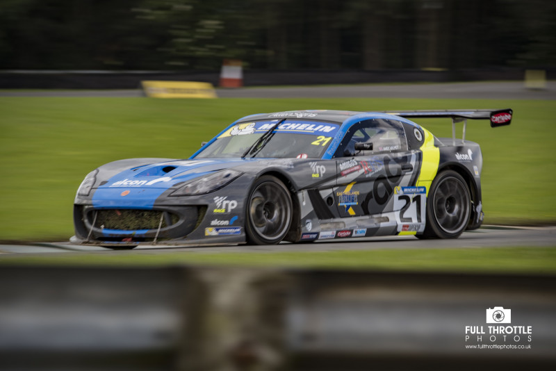 Ginetta Gt4 Supercup, Croft 17