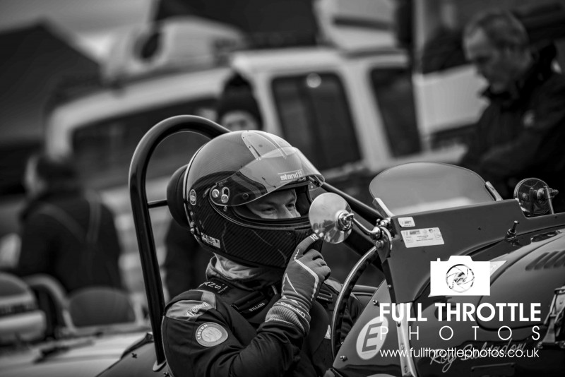 Royal Automobile Club Woodcote Trophy, Donington 2019