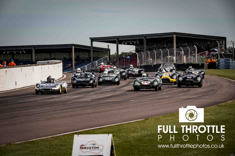 Woodcote/ Stirling Moss Trophy Thruxton 2019