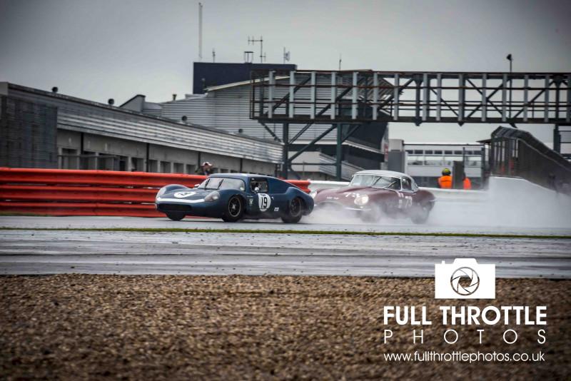 Pre 63 Gt Silverstone Classic 2019