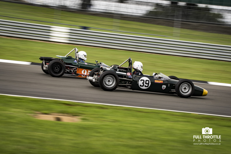 Formula Ford 50, Silverstone Classic 2017.