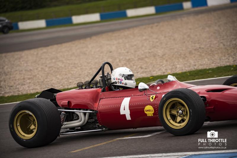 Historic Formula 2 Donington Historic Festival